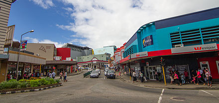 Suva, capital and commercial centre of Fiji Suva, Fiji 01.jpg