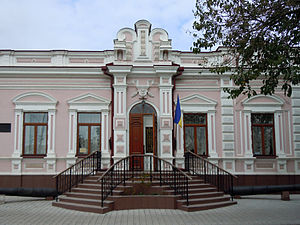 Izmail - Suvorov Museum, Izmail