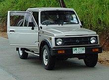 Suzuki Samurai Fuel Tank Replacement