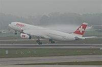 HB-JHJ - A333 - Swiss