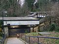 Sydenham Hill stn south entrance.JPG