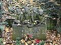 Szczecin Cmentarz Centralny nagrobek rodziny Riess.jpg