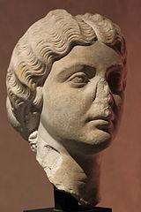 L'impératrice Faustine la Jeune