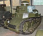 T-18 (MS-1) Light Tank '20 1-2' (37521537490).jpg