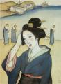 TakehisaYumeji-1920-12 Scenes at Nagasaki Dejima.png