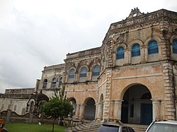 View of Talcher Palace