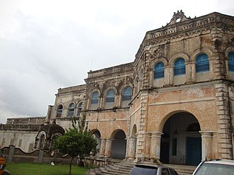 Talcher - View of Talcher Palace