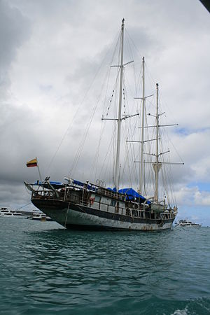 RV Vema - Image: Tall ship (3838226062)