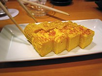 Tamagoyaki by naotakem in Tokyo.jpg