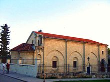 Tarsus Saint Paul's Church.jpg