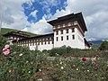 Tashichho Dzong Fortress in Thimphu during LGFC - Bhutan 2019 (117).jpg