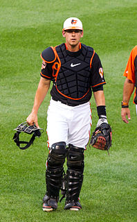 Taylor Teagarden American baseball player