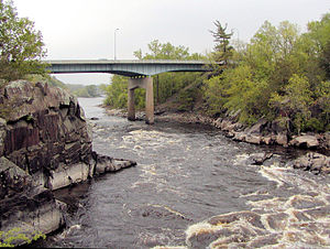 U.S. Route 8 - Image: Taylors Falls