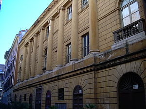 Teatro Valle - Teatro Valle exterior