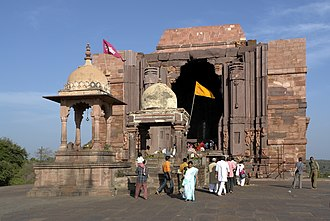 Paramara dynasty - The Bhojeshwar Temple, Bhojpur