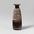 Terracotta Columbus alabastron (perfume vase) MET DP119403.jpg