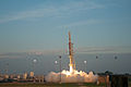 Terrier-Improved Orion sounding rocket launches RockOn 2011 experiments.jpg