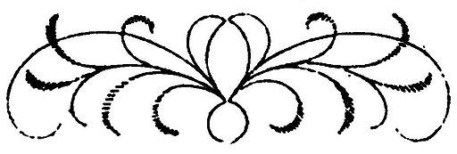 Text divider - Jochs Florals 1859 117