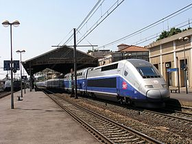 Image illustrative de l'article Gare de Béziers