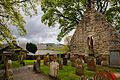 The Alloway Church graveyard (34021642554).jpg