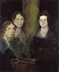 The Brontë Sisters by Patrick Branwell Brontë restored.jpg