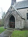The Church of St Mary and St John, Hardraw, Porch - geograph.org.uk - 1606190.jpg