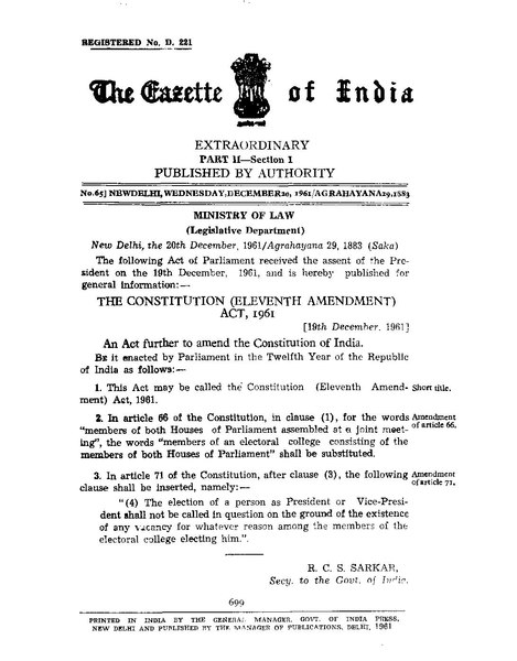 Filethe constitution of india 11th amendment act 1961pdf filethe constitution of india 11th amendment act 1961pdf fandeluxe Choice Image