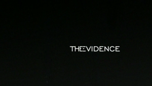 The Evidence (TV series) - Image: The Evidence (TV series)