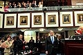 The Florida House of Representatives adopts HR 9183 relating to the designation of Speaker Daniel Webster Hall.jpg