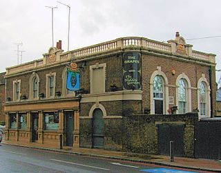 The Grapes, Wandsworth pub in Wandsworth, London