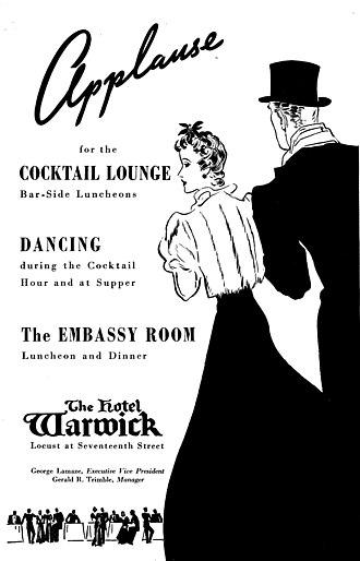 The Warwick - The Warwick ad (1938)