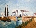 The Langlois Bridge at Arles - My Dream.jpg