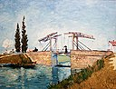 The Langlois Bridge at Arles - My Dream.jpg