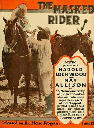Harold Lockwood - Image: The Masked Rider