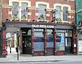 The Old Red Cow Pub, Long Lane - City of London. (4866418422).jpg