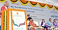 The President, Shri Ram Nath Kovind addressing the 7th Convocation of the Indian Institute of Technology (IIT) Hyderabad, at Sangareddy District in Telangana.JPG