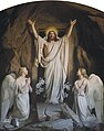 The Resurrection by Carl Heinrich Bloch, 1881.jpg