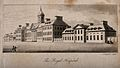 The Royal Hospital, Chelsea; viewed from the north side, loo Wellcome V0012919.jpg