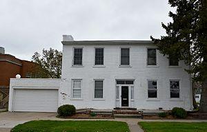 John H. Shoemake House - Image: The Shoemaker House