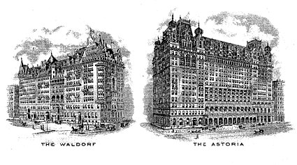 Waldorf Astoria New York Wikipedia