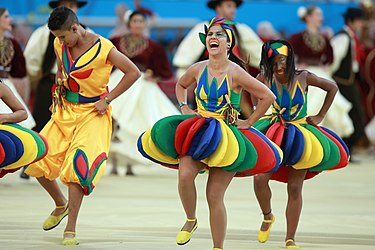 The opening ceremony of the FIFA World Cup 2014 22.jpg