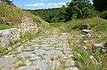 The paved road, Rusellae, Etruria, Italy (44046427752).jpg