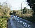 The road to Nunney - geograph.org.uk - 1080232.jpg