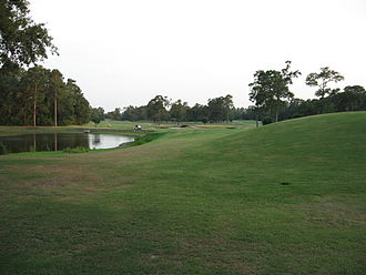 The Woodlands, Texas - Golf course