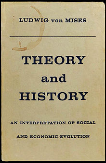 Theory and History, Front Cover, Ludwig von Mises.jpg