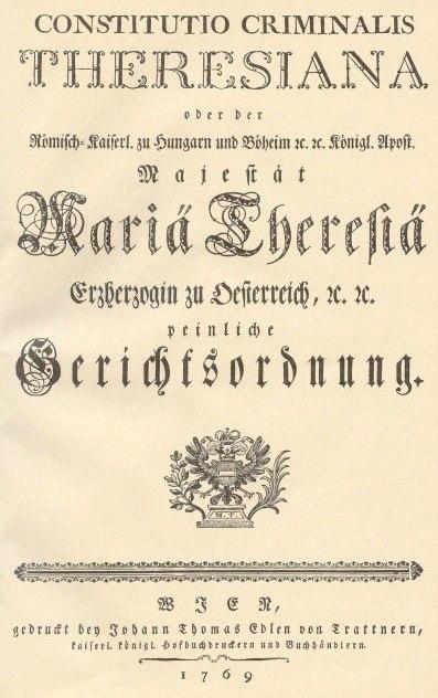 Theresiana-Titel