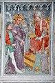Thoerl Pfarrkirche St Andrae Passion 8 Christus vor Pilatus 08022013 269.jpg