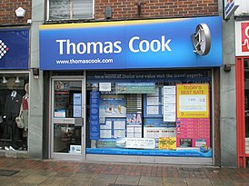 Thomas Cook in West Street Precinct - geograph.org.uk - 789707.jpg