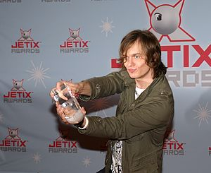 Thomas Godoj - Jetix Awards: Newcomer of the Year 2008