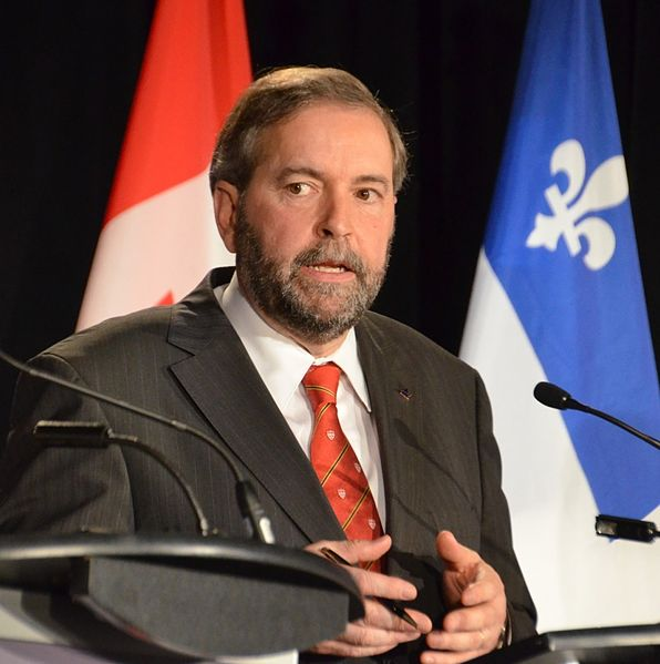 File:Thomas Mulcair Montreal NDP Debate.jpg